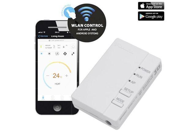 Fjärrstyrning (Wi-Fi)